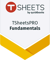 tsheets pro fundamentals